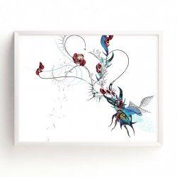 Beetle, Bloom