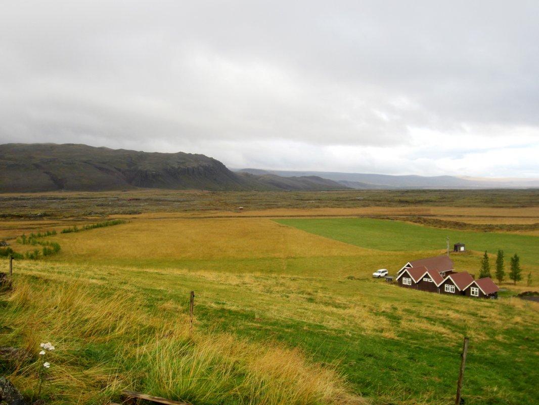 REZYDENCJA: Islandia