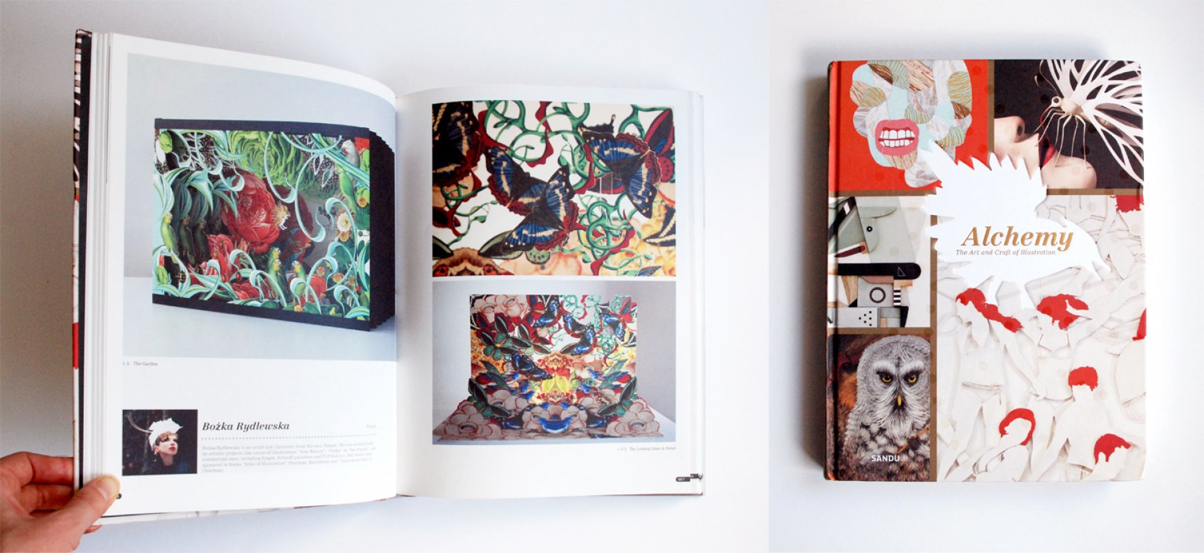 "BOOK: ""Alchemy – The Art and Craft of Illustration"""