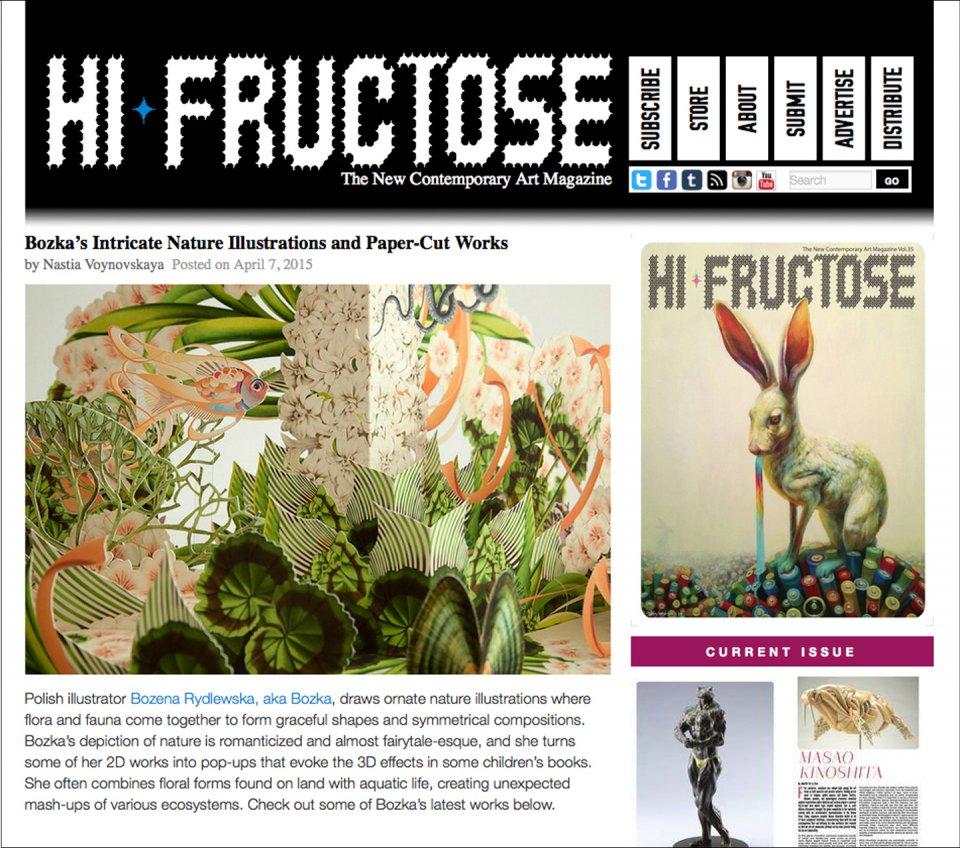 PRESS: Hi-Fructose