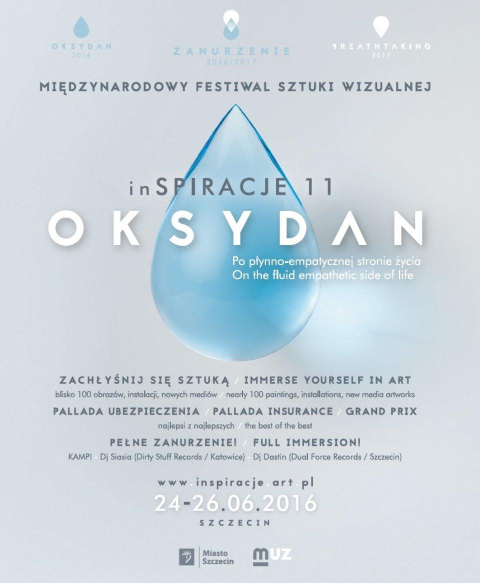 WYSTAWA: Inspiracje 2016, Szczecin